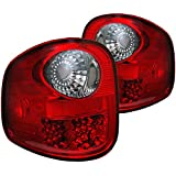 Spyder Auto ALT-YD-FF15097FS-LED-RS Ford F150 Flareside Red/Smoke LED Tail Light