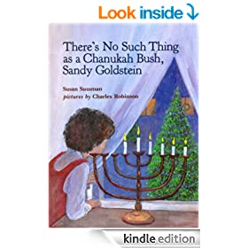 There's No Such Thing as Chanukah Bush, Sandy Goldstein