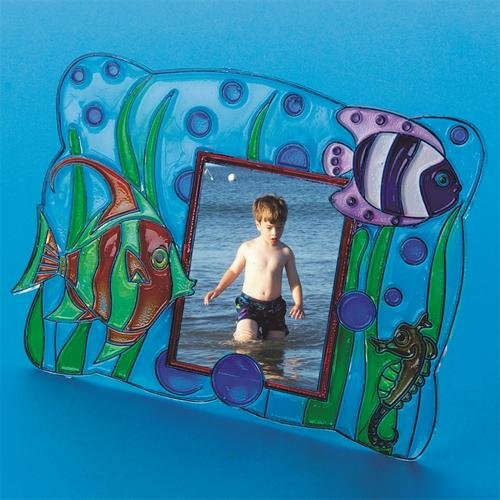Fish Sun Catcher Frame Craft Kit (Makes 12)