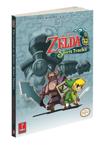 The Legend of Zelda: Spirit Tracks: Prima Official Game Guide