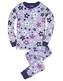Hatley Little Girls'  Pajama Set - Lilac Flowers
