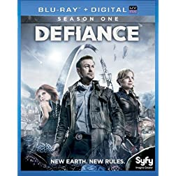 Defiance: Season One [Blu-ray]