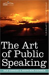 "Cover of ""The Art of Public Speaking (Cos..."