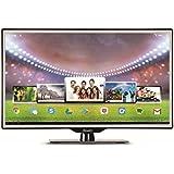 Mitashi MiDE040v01 100 cm (40 inches) Full HD LED TV (Black)