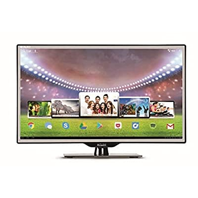 Mitashi MiDE040v01 100 cm (40 inches) Full HD LED TV (Black)
