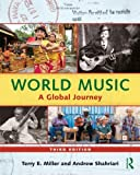 World Music: A Global Journey - Paperback & CD Set Value Pack