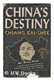 img - for China's destiny & Chinese economic theory, book / textbook / text book