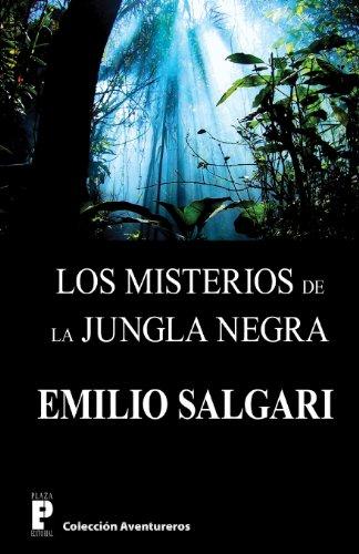 Los Misterios de la Jungla Negra  [Salgari, Emilio] (Tapa Blanda)