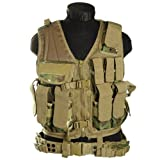 Military Patrol USMC Tactical Vest + Mag Pouches - Best Reviews Guide