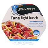 John West Light Lunch Mediterranean Style Tuna Salad (220g)