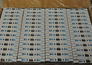 122 Minute Professional Series Blank Audio Cassette Tapes, 100 Per Case