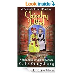 Chivalry Is Dead (Pennyfoot Hotel Mystery Book 8)