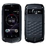 ロッククリア済 新品(未使用品) au スマートフォンG'zOne IS11CA ブラック by CASIO  白ロム携帯 標準セット品