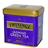 Twinings Jasmine Green Tea 3.53 oz Loose Tea Tin