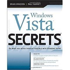 【クリックで詳細表示】Windows Vista Secrets