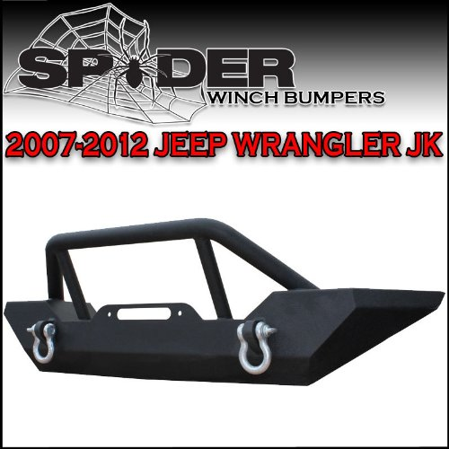 Jeep Wrangler Winch