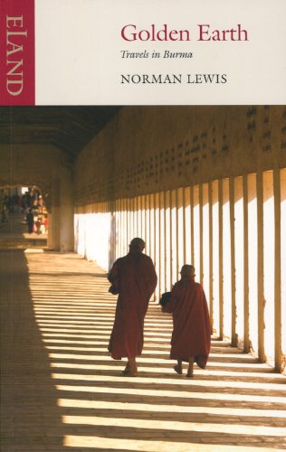 Golden Earth: Travels in Burma