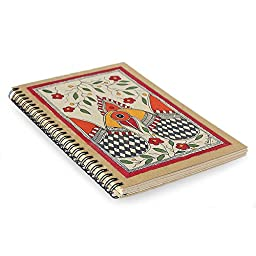 NOVICA Animal Themed Paper Journals 9\