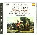 José: Sinfonía Castellana / Evocaciones / El Mozo De Mulas