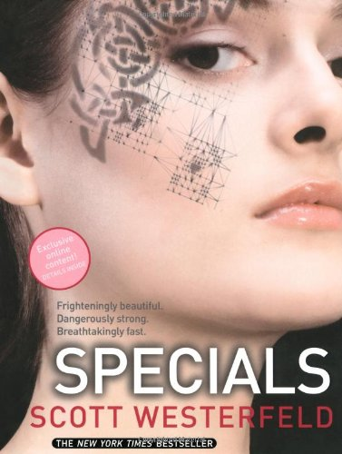Cover of Specials (Uglies Trilogy)