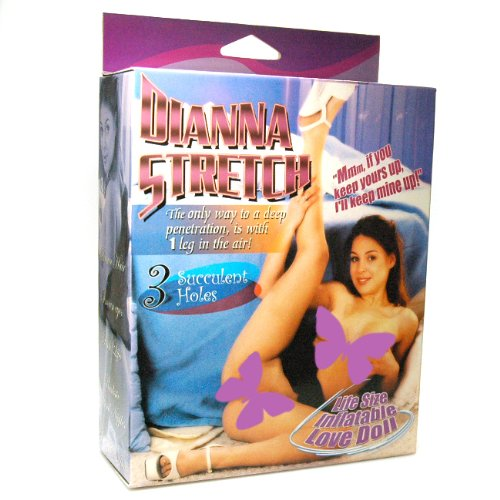 Dianna Stretch Life Size Inflatable Love Doll Male Sex Toy