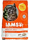 IAMS ProActive Health Healthy Adult with Chicken Dry Cat Food, 17.4 lbs.