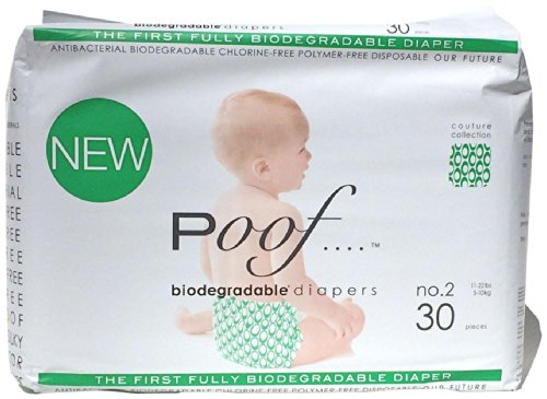Poof Diapers - Loops - Size 2 - 30 ct