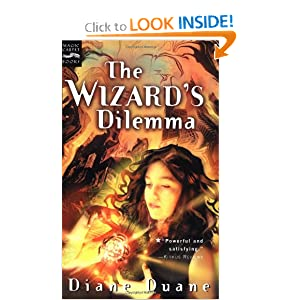 The Wizard's Dilemma  (Young Wizard's Series) by Diane Duane