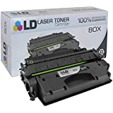 LD © Compatible Replacement for Hewlett Packard CF280X (HP 80X) High Yield Black Laser Toner Cartridge for use in Laserjet Pro 400 M401dn, Laserjet Pro 400 M401dne, Laserjet Pro 400 M401dw, Laserjet Pro 400 M401n & Laserjet Pro 400 M425dn Printers