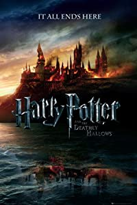 Harry Potter 7 The Deathly Hallows Teaser Maxi Poster 61x91.5cm