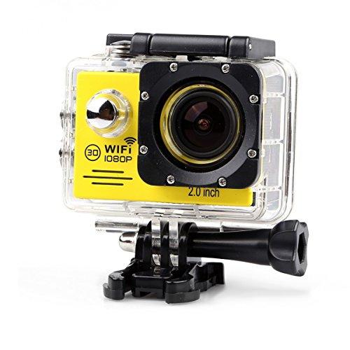 lightdow-ld6000-sport-kamera-1080p-wi-fi-mit-zusatzlichem-akku-novatek-nt96655-lcd-bildschirm-51-cm-