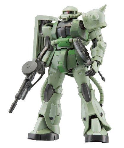 RG 1/144 MS-06F 量産型ザク (機動戦士ガンダム)