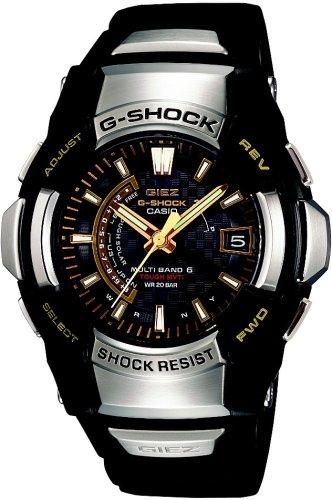 CASIO (カシオ) 腕時計 G-SHOCK GIEZ TOUGH MVT タフソーラー 電波時計 MULTIBAND6 GS-1200-9AJF