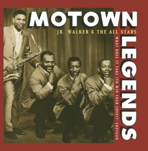 Motown Legends: What Does It Take (To Win Your Love)? cover