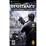 Resistance: Retribution for PSP