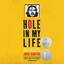 Hole in My Life Audiobook by Jack Gantos Narrated by Jack Gantos