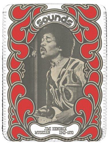 Jimi Hendrix-Poster suoni 1970 IPAD CASE