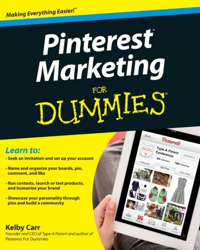 Pinterest Marketing For Dummies (For Dummies (Computers))