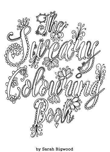 The Sweary Colouring Book