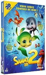 Sammy 2 - DVD + DVD 3D