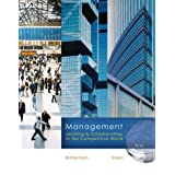 Management:  Leading & Collaborating in the Competitive World ~ Thomas Bateman