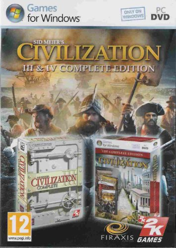 Sid Meiers Civilization IV: The Complete Edition