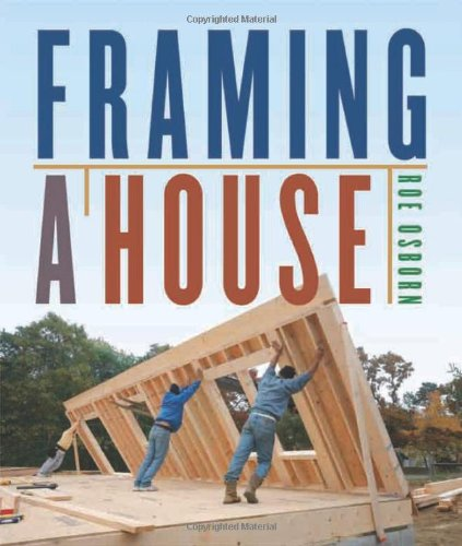 Framing a House - Taunton Press - 1600851010 - ISBN:1600851010