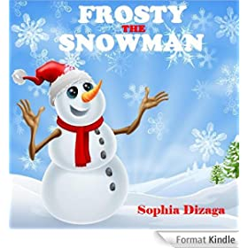 Frosty The Snowman:Twas the night before Christmas (English Edition)