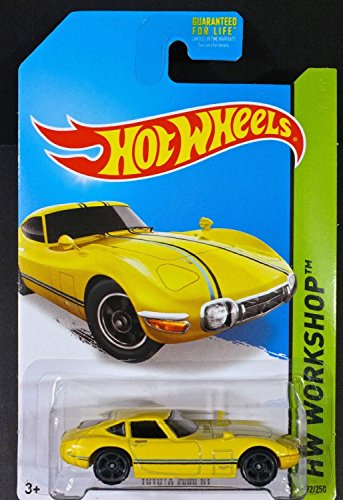 2014 Hot Wheels Hw Workshop Toyota 2000 GT - 1