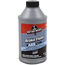 Motor Medic by Gunk M4612/12 ABS Brake Fluid - 12 oz.