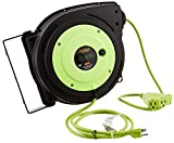 Flexzilla E8140503 ZillaReel 50' Retractable Extension Cord Reel