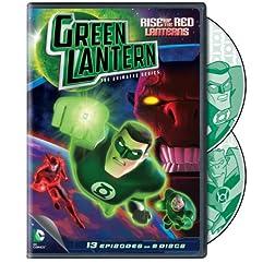 Green Lantern: Animated Series - Season One Part 1