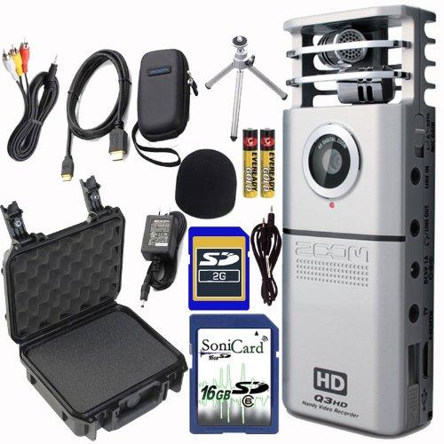 zoom q3hd handy video recorder manual