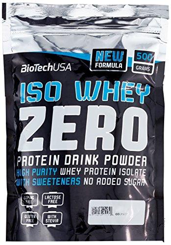 biotech-usa-iso-whey-zero-kokos-1er-pack-1-x-500-g